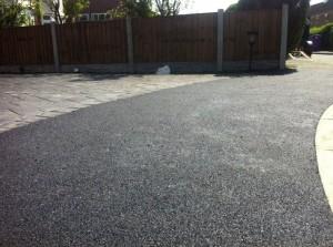 Tarmac driveway in Warrington