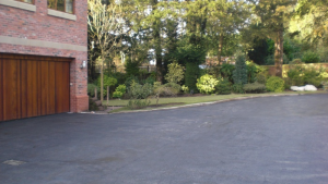 tarmacadam exclusive driveway in warrington
