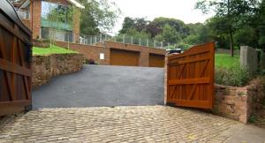 exclusive driveway warrington